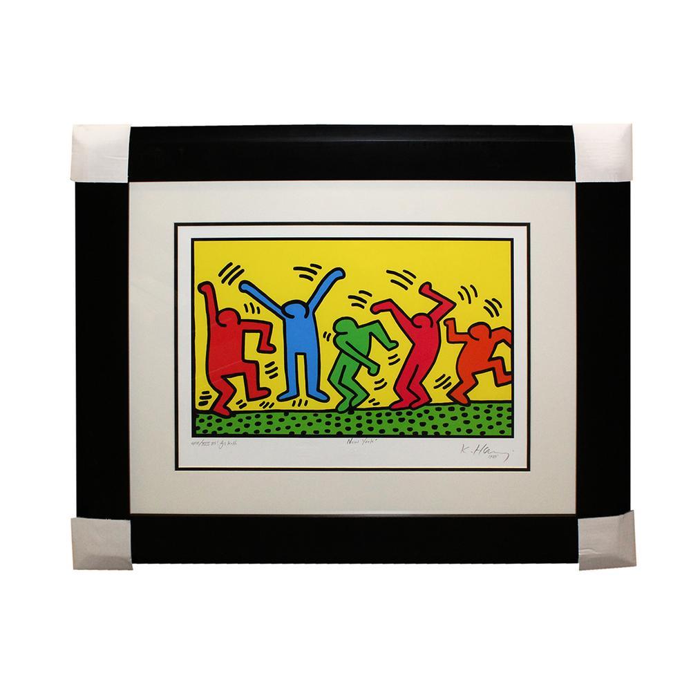 Keith Haring ' Party ' Print