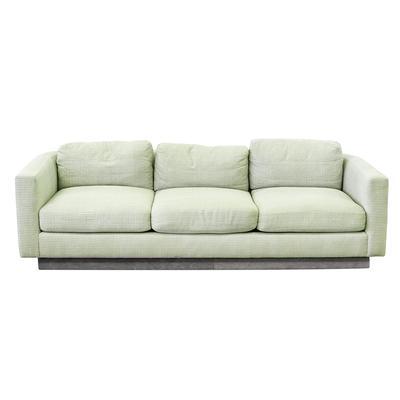 Victoria Naus Design Green Sofa