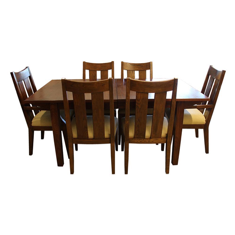 9 Piece Ethan Allen Horizon Dining Set