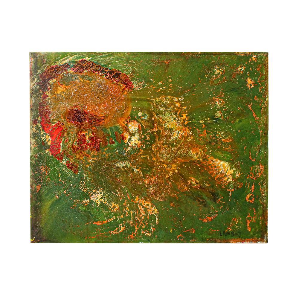 Matt Lamb Original Abstract Painting
