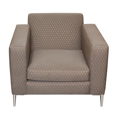 Rene Cazares Modern Pin Stripe Chair