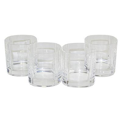 Set of 4 Arnolfo Cibi Old Fashion Glasses