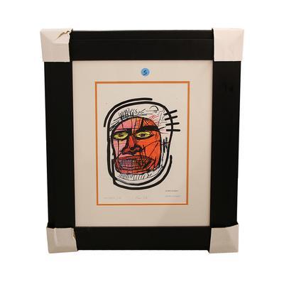 Jean-Michel Basquiat 'Untitled 1982' Print