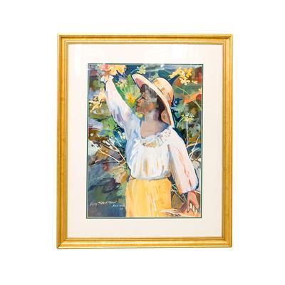Betsy Dillard Stroud Gold Frame