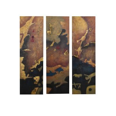Set of Three Panels