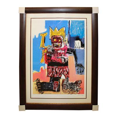 Basquiat Untitled IV