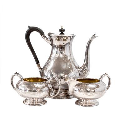 Tea Set Birks Regency
